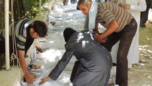 Sağlık Bakanı Recep Akdağ: Bulgular kimyasal saldırıyı gösteriyor