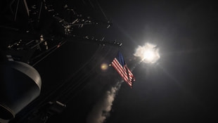 ABDnin Suriyeyi vurması İrana bir mesaj olarak yorumlandı