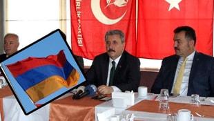 Desticiden şok çıkış: 100 bin Ermeni sınır dışı edilmeli!