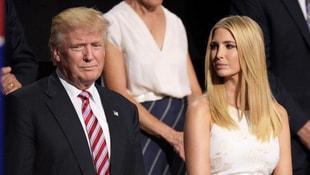 Trumpın evli kızını talip oldular!