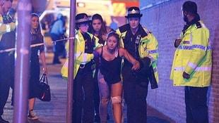İngilteredeki saldırıdan ilk fotoğraflar
