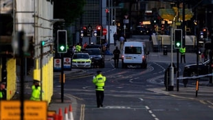 Manchesterda terör alarmı!