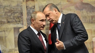 Putinden Erdoğana tebrik telefonu!