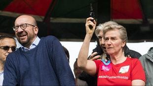 Belçika Prensesi, Başbakanı sağır etti