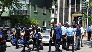 Ankarada esnaf odasında çatışma çıktı!
