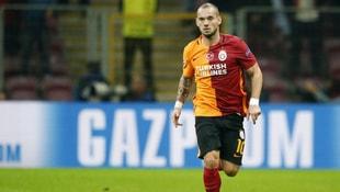 Galatasarayda Sneijder depremi!