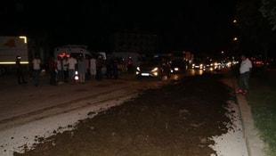 CHP kampına tezek döktüler!