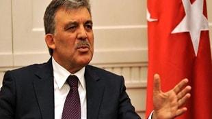 Abdullah Gülden Gülenin iddiasına şok yanıt!