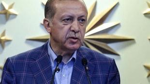 Erdoğandan Lozan mesajı