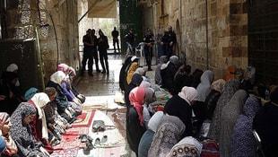 Filistinde seferberlik çağrısı