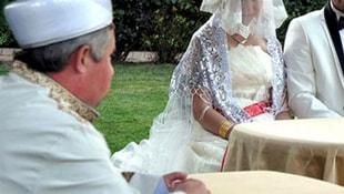 Müftü nikahı meclisi karıştırdı!