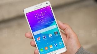 Galaxy Note 4ler de geri çağrılıyor!