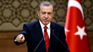 Erdoğanın rotası belli oldu!