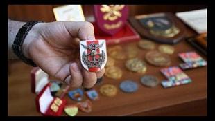 Madalyalar bit pazarında çıkmıştı! TSK harekete geçti