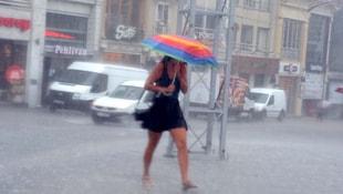 İstanbullular dikkat! Sağanak kapıda
