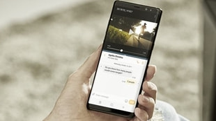 Samsung Galaxy Note 8in tanıtımı yapıldı!