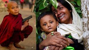 Myanmardaki katliam kameralara yansıdı!