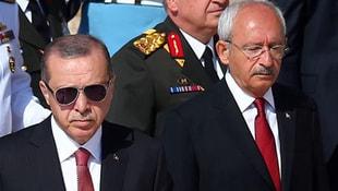 Kılıçdaroğlu ile Erdoğan tokalaşmadı!