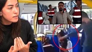 Minibüste şortlu kıza saldırmıştı, işte cezası!