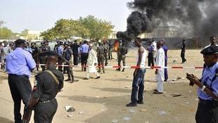 Camiye saldırı: 4 sivil öldü