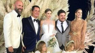 Acun ile Şeymanın muhteşem düğünü