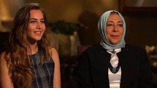Suriyeli muhalif anne kız toprağa verildi
