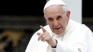 Papayı kafir ilan ettiler