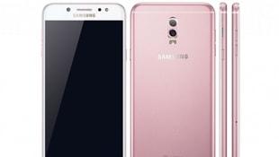 Samsung çift kameralı telefonunu tanıttı!