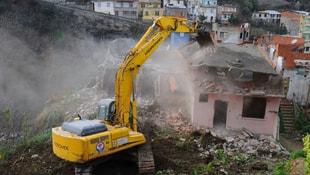 Artık o evler yıkılamayacak!