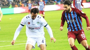 Trabzonspora evinde şok! Kupadan elendiler