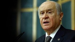 Bahçeli Erdoğanı aradı! Zeytin Dalına tam destek