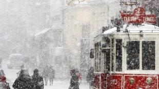 İstanbula kar yağacak mı?
