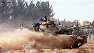 TSKdan Afrin açıklaması: Şehit ve yaralı sayısı belli oldu