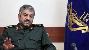 Devrim Muhafızları Komutanı Caferi açıkladı: İranda gösteriler sona erdirildi!