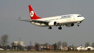 Uçakta inanılmaz olay! Pilot kavga ederken yolcular...