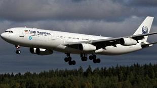 İranda yolcu uçağı düştü! Çok sayıda ölü var