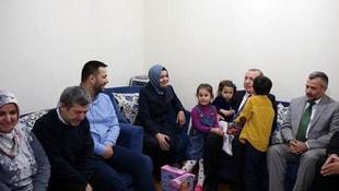 Cumhurbaşkanı Erdoğandan dünkü ziyaretiyle ilgili çarpıcı sözler