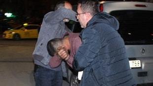 Polis gelene kadar dövdüler....