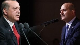 Süleyman Soylu istifa edecek mi? Erdoğandan çok sert açıklama: Türkiyeyi troller idare etmeyecek