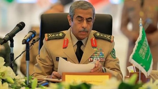 Suudi ordusunda deprem!