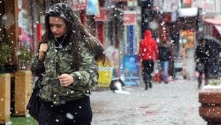 İstanbul için donduran tahmin! Sıcaklık 1 saatte 10 derece düşecek
