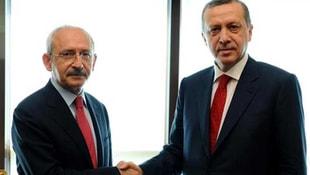 Erdoğandan, Kılıçdaroğluna tebrik!