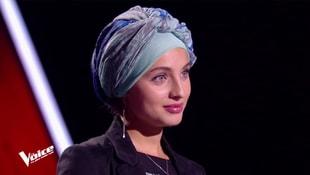 Fransada büyük skandal! Şarkı yarışmasına katılan başörtülü kadına hakaret yağdırdılar