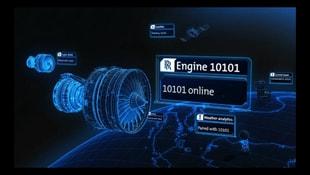 Rolls-Roycedan kendini tamir edebilen jet motor
