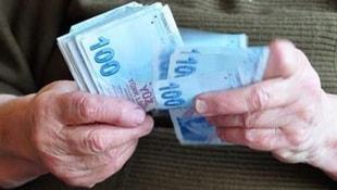 Emekliye farklı maaş