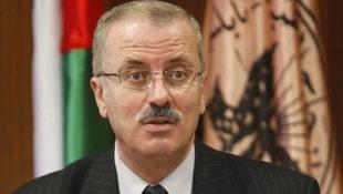 Filistin Başbakanının konvoyu yakınlarında patlama