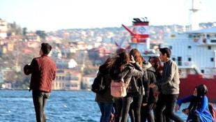 İstanbula sıcaklık rekoru geliyor!