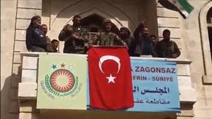 TSK, Afrin  şehir merkezinin resmen kontrol altına alındığını duyurdu