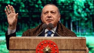 Erdoğandan hodri meydan:Durmayacağız!
