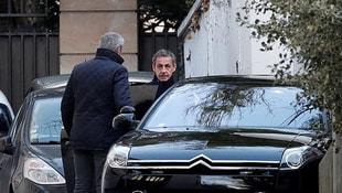 Sarkozy, adli denetimle serbest bırakıldı
